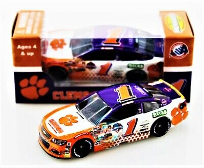 Ed Pompa 2019 ACTION 1:64 #1 Clemson Tigers NCAA Football Champions Chevy SS