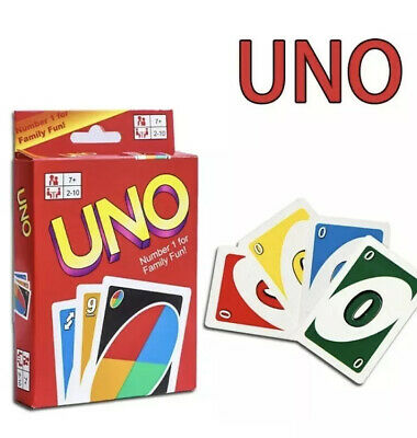 UNO Card Game, Classic Card Game For Kids Or AdultGift