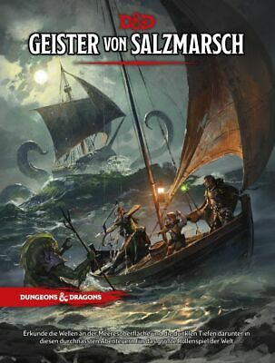 Dungeons & Dragons Ghosts from Salzmarsch 5th Edition (German) D & D Adventurer