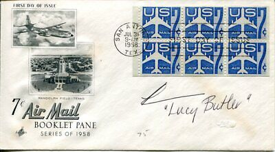 Lucy Butler Lost Highway The Last Ship Gilmore Girls Signed Autograph FDC