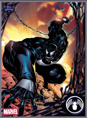 2019 TOPPS SHOWCASE VENOM #1 Topps Marvel Collect Digital Card