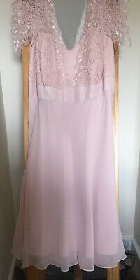 Mother of the Bride or Wedding Guest  outfit size 18 Worn Once Perfect Condition