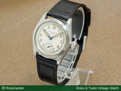Rolex Oyster Royal Ref.2280 1940s Manual Hand Wind Authentic Mens Watch Works