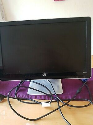 "HP  Pavilion 2009v 20"" LCD Monitor, built-in Speakers"