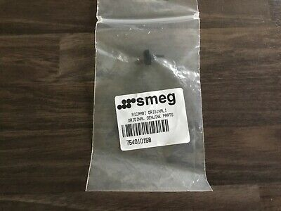 Smeg Oven Door Glass Rubber - Part no 754010158 - Genuine Replacement Part - NEW