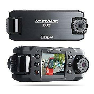 NEXTBASE Duo Dash Cam GPS 720p HD Video Recorder - Grade A