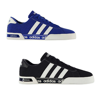 adidas neo daily mono trainers blue