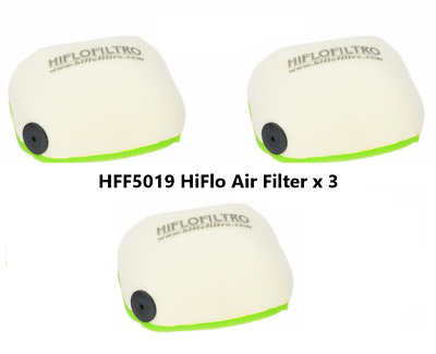 KTM AIR FILTER SAND//DUST PROTECTION SET 125 150 250 SX 250 SXF XCF 2016-2019