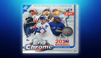 2019 Topps Chrome Update Family Business Inserts, You Pick, Complete Your Set!!