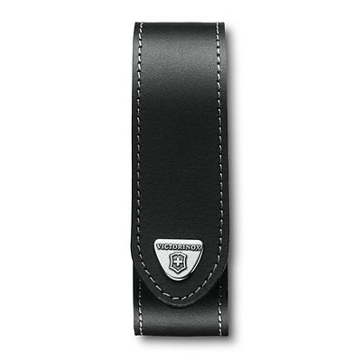 Victorinox Swiss Army Leather Large Black Ranger Grip Belt Pouch 4.0506.LUS2 NEW