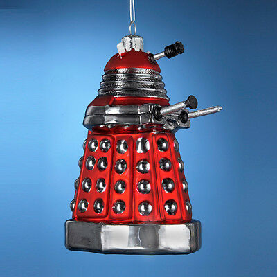 Doctor Who Dalek 5-inch Figural Christmas Tree Ornament