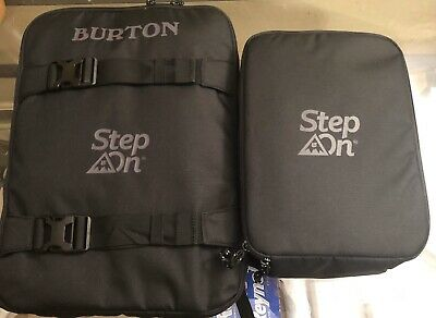 New Mens 2020 Burton Photon Step On Snowboard Boots And Bindings Blue Volts 9.5