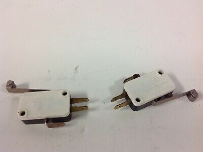 Cherry Electrical Limit Switch For Hologic Qdr 4000 Bone Density, Lot Of 2