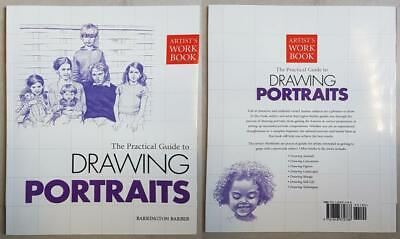 Practical Guide to Drawing - set of 5 artist's workbooks - BRAND NEW