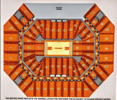 2 or 4 TENNESSEE Volunteers vs Memphis Tigers TICKETS Sec 313 row 12 BasketbalL