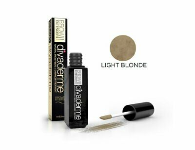 Divaderme Brow Extender II Augenbrauenpuder Light Blonde