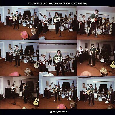 Talking Heads The Name of This Band is Talking Heads Remastered 2 CD NEW