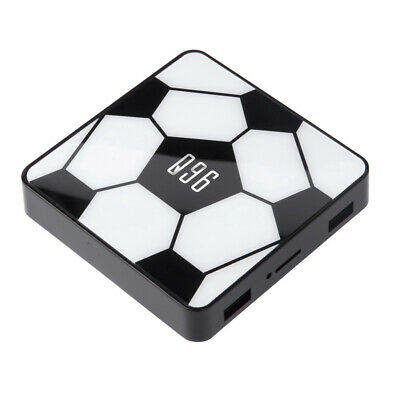 Q96 Smart Android 9.0 TV Box RK3229 Quad Core UHD 4K Lecteur multimédia 2 F0M4