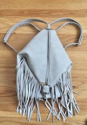 Cute pale grey Pavement girls bag in excellent condition