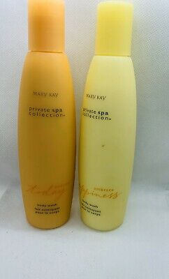 Mary Kay Private Spa Collection Embrace Happiness & Today Body Wash (2 Pack)