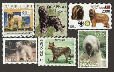 CANE CORSO ** Int/'l Dog Postage Stamp Art ** Great Gift Idea **