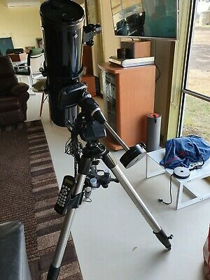 Celestron CN-6 Advanced Series GT Telescope Condition As New
