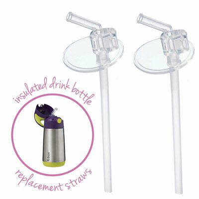 B.Box Insulated Drink Bottle Replacement Straws Online Only