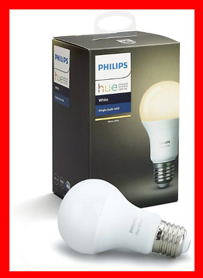 Philips Hue White Edison Screw (E27) Dimmable LED Smart Bulb FREE SHIPPING