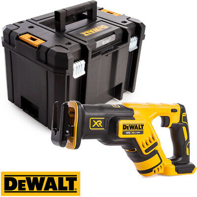 Dewalt DCS367N 18V XR Brushless Compact Reciprocating Saw With DWST1-71195 Case