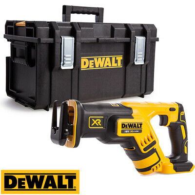 Dewalt DCS367N 18V XR Brushless Compact Reciprocating Saw With DS300 Case