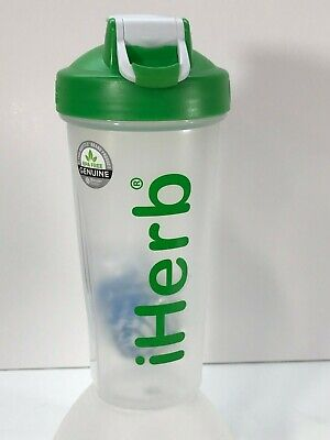 **NEW**  iHERB Classic Blender Bottle 28 oz  bpa free