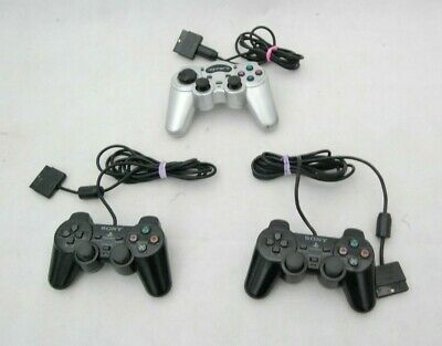 Sony PlayStation 2 PS2 Dual Shock Gamepads Controllers (SCPH 10010) – Spares