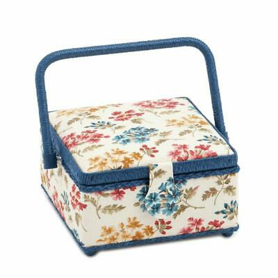 S&W Collection Square Sewing Box (S) - Fairfield