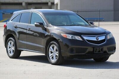 2015 Acura RDX 6-Spd AT AWD Rebuilt Vehicle! Priced To Sell! Won't Last! Must See!!!!