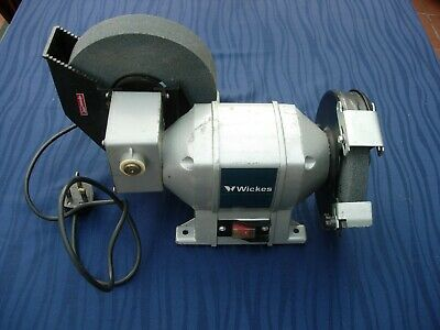 Wickes  Wet And Dry Bench Grinder