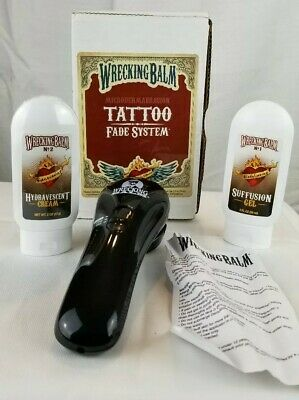 Wrecking Balm Tattoo Fade System At Home Kit