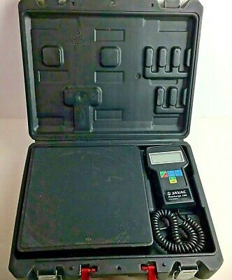 Javac Pro Charge 100 Refrigerant Weighing/Charging Scale Part number G58610