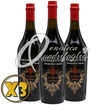 3 Vermouth Rosso - Chazalettes