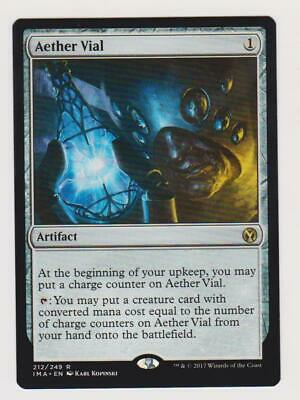MTG: Magic the Gathering Aether Vial Iconic Masters 212 - NM