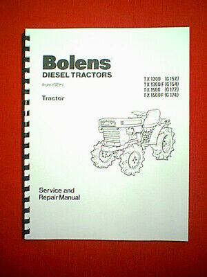 NEW BOLENS ISEKI sel 4 Wheel Drive Tractor G152 G154 G172 ... on jacobsen tractor wiring diagram, power king tractor wiring diagram, yardman tractor wiring diagram, mahindra tractor wiring diagram, zetor tractor wiring diagram, farmall tractor wiring diagram, mtd tractor wiring diagram, simplicity tractor wiring diagram, international tractor wiring diagram, gravely tractor wiring diagram, yanmar tractor wiring diagram, ford tractor wiring diagram, tractor battery wiring diagram, farmtrac tractor wiring diagram, cub cadet tractor wiring diagram, new holland tractor wiring diagram,