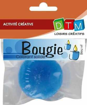 Dye Solid for Candle 0.7oz Blue - Graine Créative