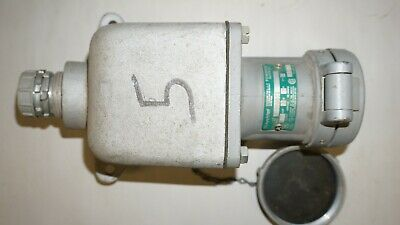 Appleton 304361-1 ADR6033 Powertite Receptacle