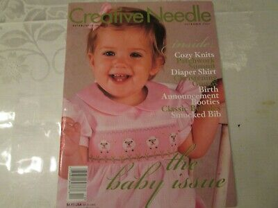 Creative Needle Magazine December 2007