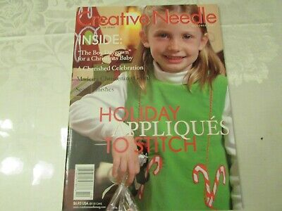 Creative Needle Magazine October 2007
