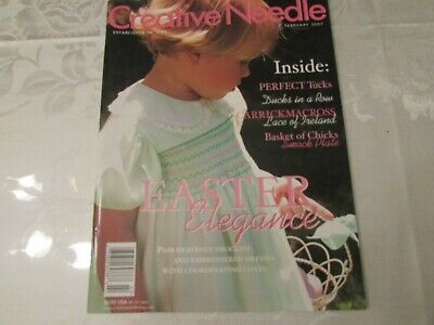 Creative Needle Magazine February 2007