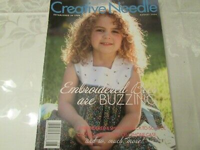 Creative Needle Magazine August 2006