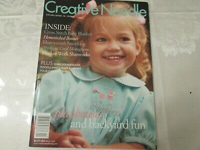 Creative Needle Magazine April 2005