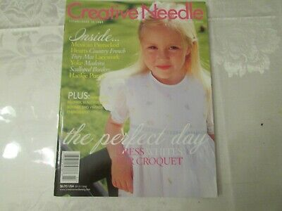 Creative Needle Magazine February 2005