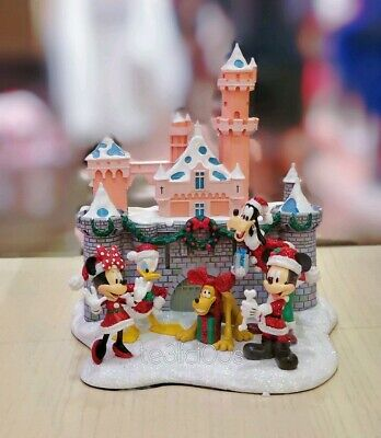 Disney Parks Disneyland Mickey And Friends Sleeping Beauty Castle Figurine