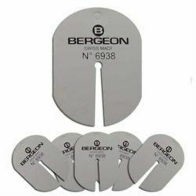 Bergeon 6938 Dial Protectors (5 pcs) for Watchmaker BRAND NEW
